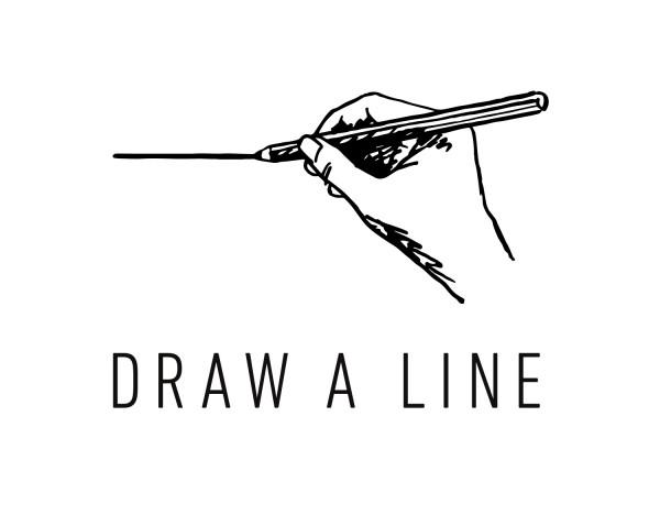 DRAW A LINE logo